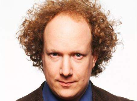 Booking agent for Andy Zaltzman