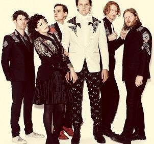 Arcade Fire | Famous Band | UK