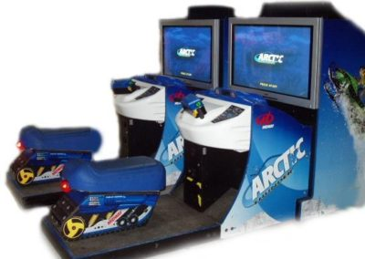 Arctic Thunder Twin – Arcade Game | Berkshire| South East| UK