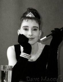Audrey Hepburn (Patricia) – Lookalike | UK