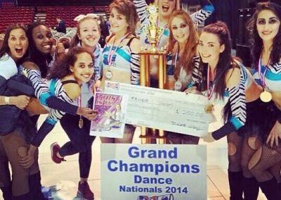 BCA Grand Champions