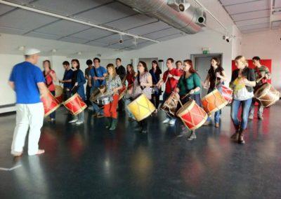 BTS Rio Samba – Drummers | UK