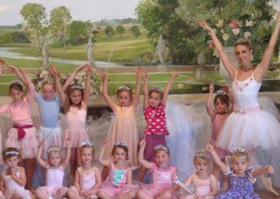 Ballet Ensemble Parties – Ballerina Parties | UK