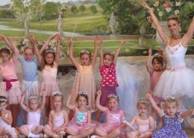 Ballet Ensemble Parties – Ballerina Parties | UK