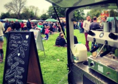 Baristas – Mobile Coffee & Tea Van | Hertfordshire| Eastern| UK