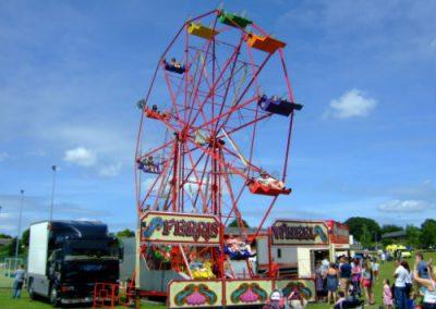 Big Wheel / Ferris Wheel – Fairground Rides   UK