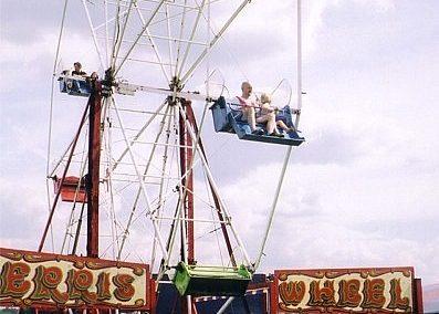 Big Wheel / Ferris Wheel – Fairground Rides | Kent| South East| UK