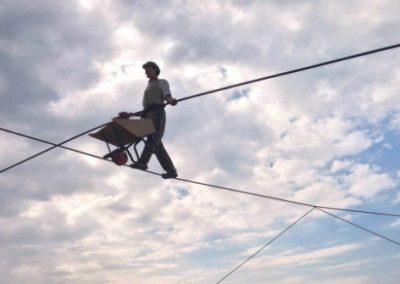 Bijou Hire Wire – Tight Wire | UK