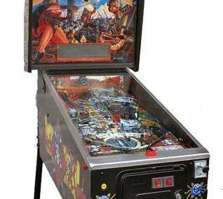 Black Rose Pinball – Pinball Machine | UK
