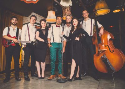 Bond Street – Party & Function Band | UK