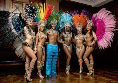 Brazilian: Fantasy Dancers | UK