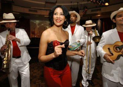 Brazilian: Central Samba – Samba Band | UK