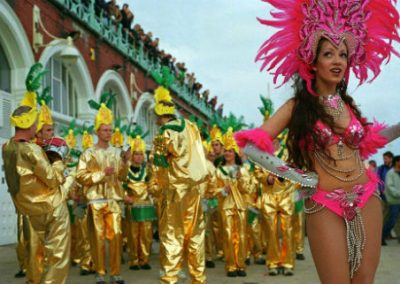 Brazilian: Samba Rhythms – Samba Music | UK