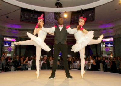 Break Dancer & Ballerina Show – Dance Show  | UK