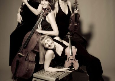 Bridge String Quartet – Acoustic String Quartet | Manchester| North West| UK