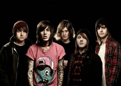 Bring Me The Horizon –  Band | UK
