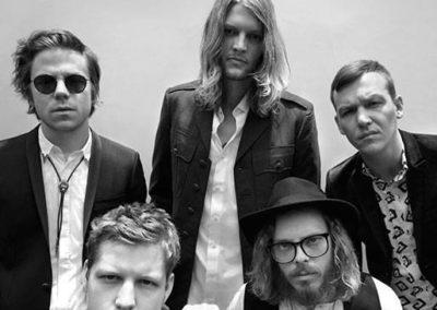 Cage The Elephant – Famous Band | USA