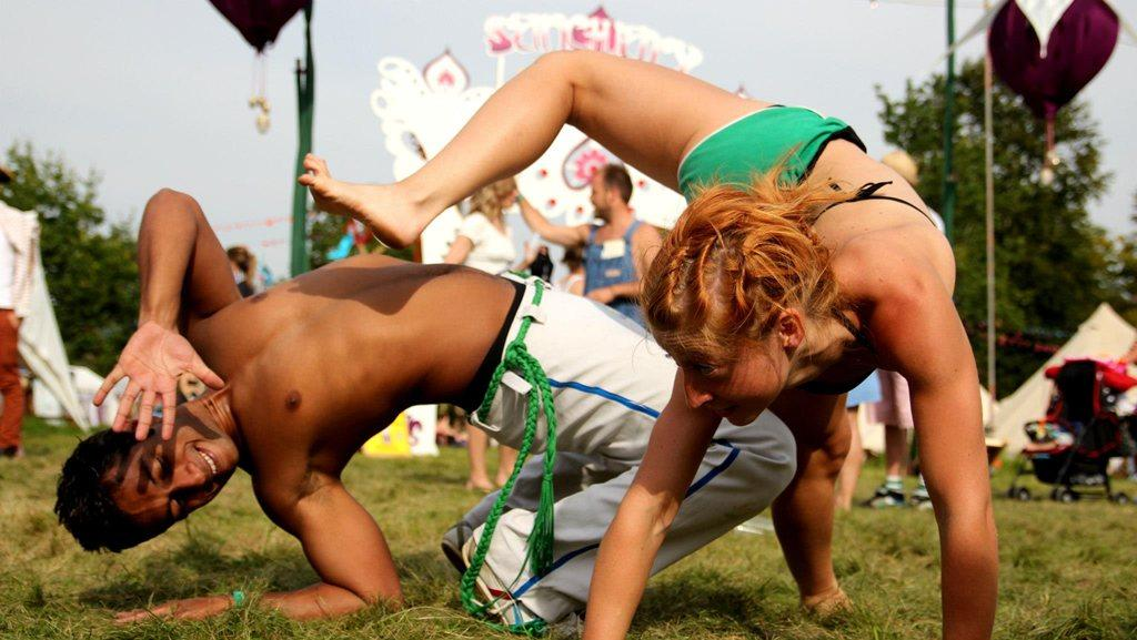 booking agent for capoeira dancers
