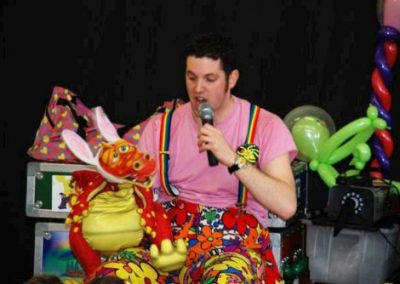 Captain Calamity – Children's Entertainer | UK