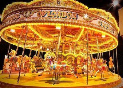 Carousel – Fairground Rides | UK