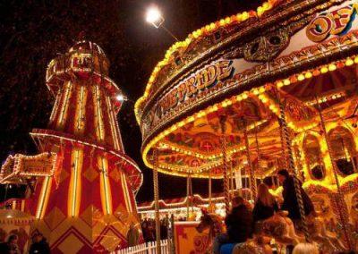 Carousel – Fairground Rides   UK