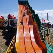 Cascade Slide – Fairground Rides | UK
