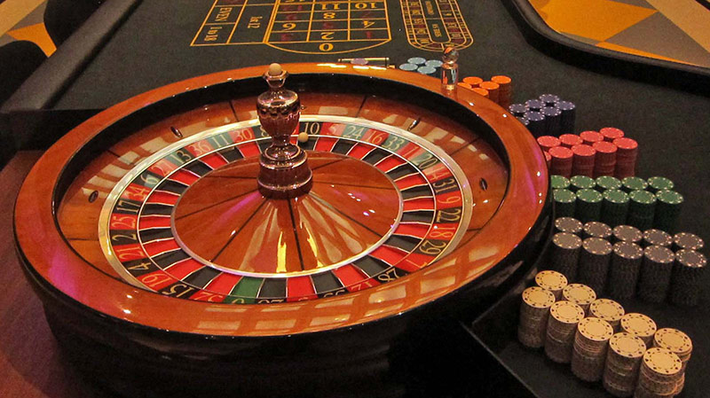 booking agent for Casino Tables Gambling Entertainment