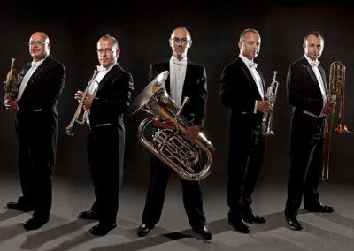 Chameleon Brass – Brass Quintet | UK