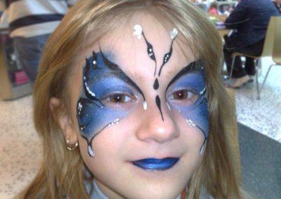 Cheryl – Face Painter | UK