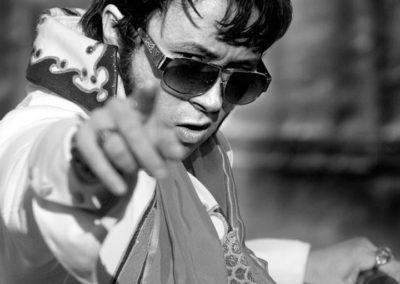 Chinese Elvis – Lookalike & Tribute Singer | UK