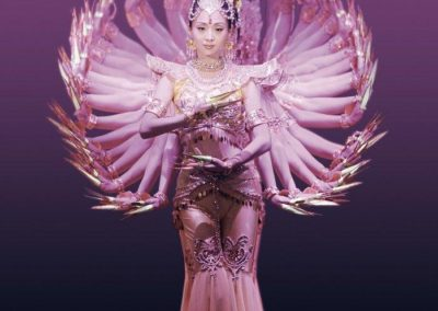 Chinese Hand Dancers, China & Int.