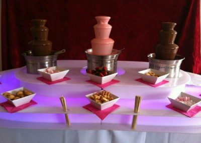 Chocolate & Drink Fountains – Food Entertainment | UK