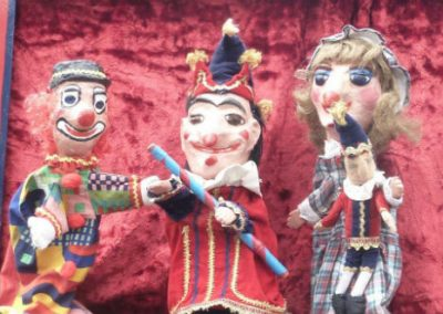 Chris & Michael – Punch & Judy Show    UK