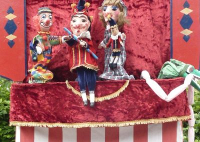 Chris & Michael – Punch & Judy Show | Nottingham | East Midlands | UK