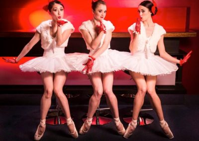 Christmas Ballerinas – Ballet Dancers | London | UK