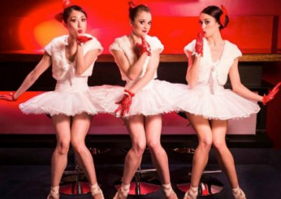 Christmas Ballerinas – Ballet Dancers  | UK