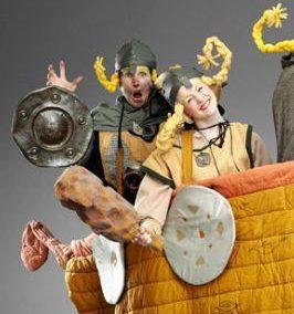 Circo Vikings – Stilt Walkers | London | UK