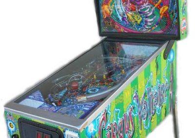 Cirqus Voltaire Pinball – Pinball Machine |Berkshire| South East| UK