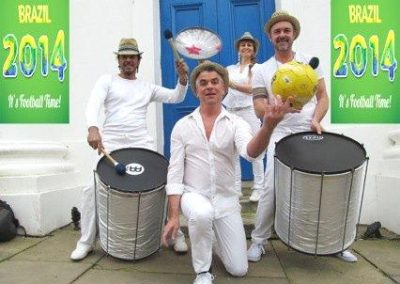 Clatteratti – Drumming Show | Sussex| South East| UK