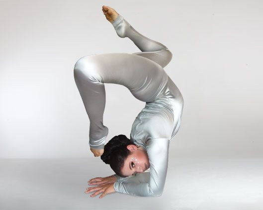 Booking Agent for Divine Contortionists