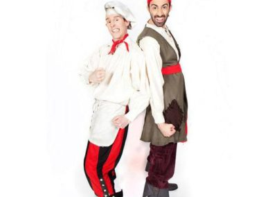 Cook & Line – Celebrity Comedy Duo   UK