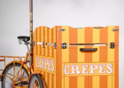 Crepes Tricycle – Crepes Stall | London | UK | South East