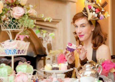 Curious Chocolate Girl – Walkabout Hostess | UK