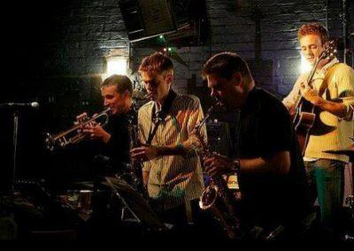 Dan Redding Quartet – Jazz Band | UK