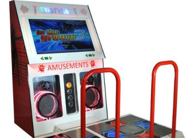 Dance Stages – Arcade Game   UK