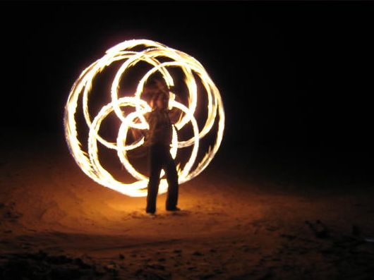 booking agent for Dave Fire Performer