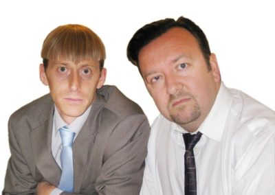 David Brent & Gareth Keenan – Lookalikes | UK
