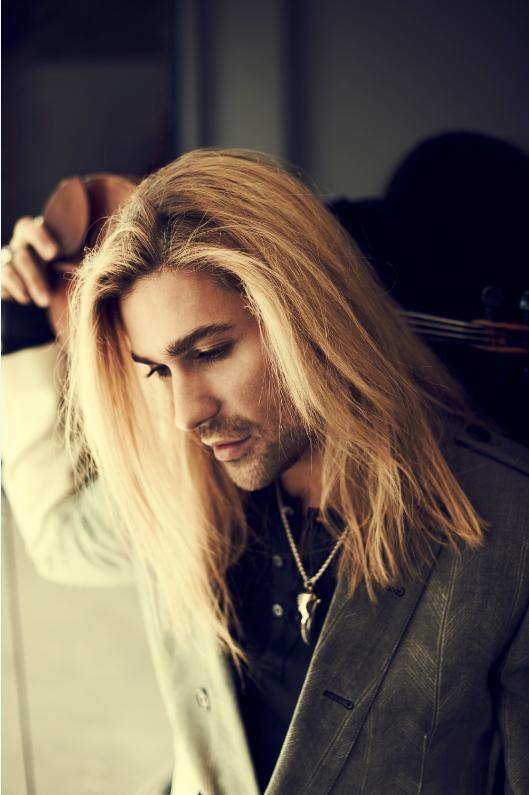 booking agent for david garrett famous violinist