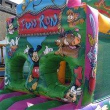 Disney Run – Bouncy Castles & Soft Play | UK