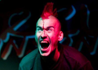 Doc Insane – Bizarre Circus Freak Show   UK
